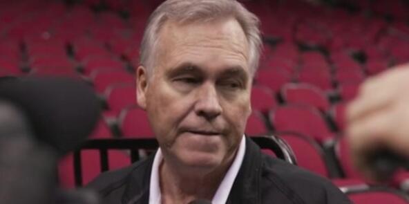 德帅:哈登的外现很能够已经超越了他当选MVP时的水准