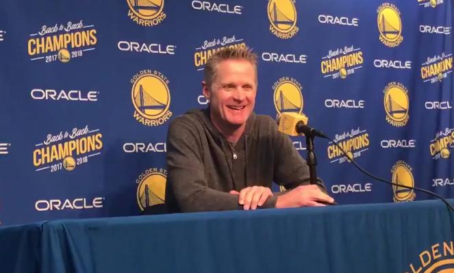 科尔:克莱不必要任何投篮技术方面的调整,他会行出逆境