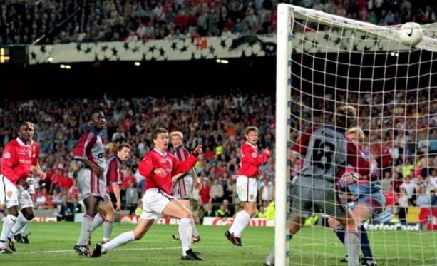 惠若琪办退役仪式英媒:曼联拜仁 99年决赛原班人员将再聚首比赛