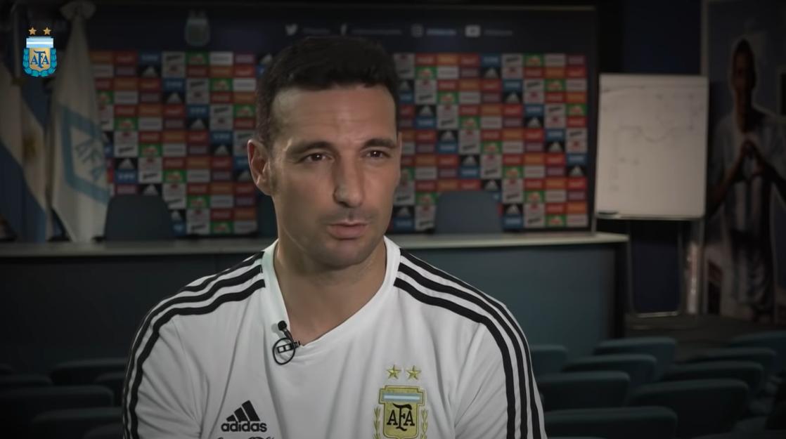 斯卡洛尼:阿根廷拿不到美洲杯也无妨, 尽力就好