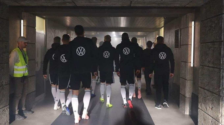 官方:大众正式取代奔驰,成为德国队赞助商