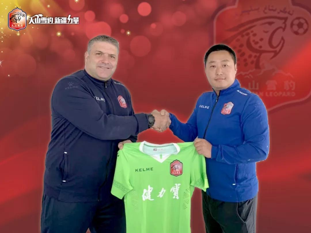 新疆官方:前皇马梯队技术总监费尔南多任球队新帅
