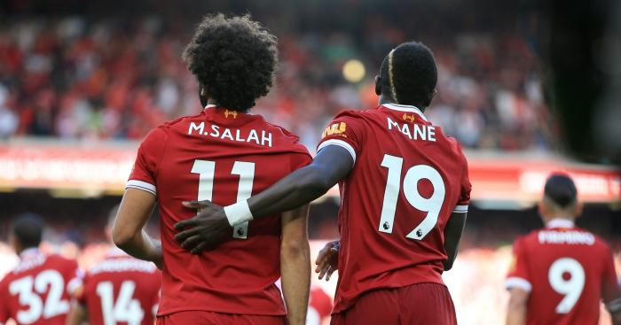 德罗西拒绝热身法国足球评年度非洲球员阵容, 萨拉赫马内领衔
