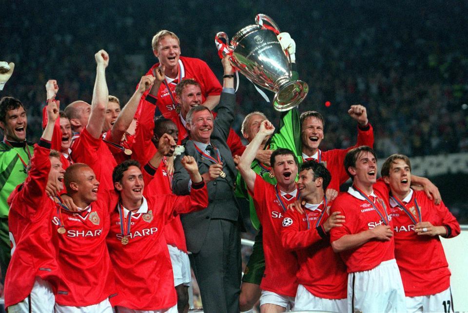 再现'99欧冠决赛,弗格森或重返红魔教练席
