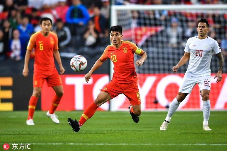 老骥伏枥!郑智解禁首发登场,成国足亚洲杯最高龄球员
