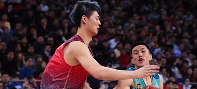 王哲林:对待NBA顺其自然,郭艾伦CBA第一帅
