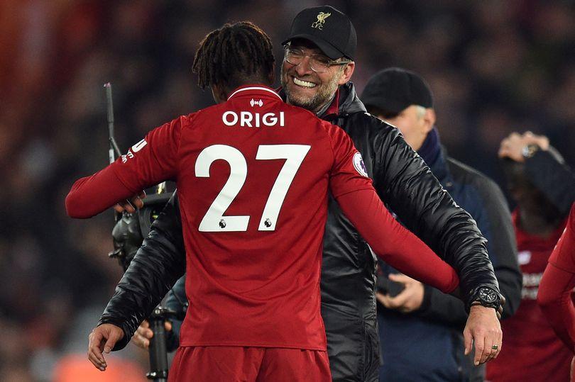 回声报:利物浦卖掉索兰克后无意再放走奥里吉