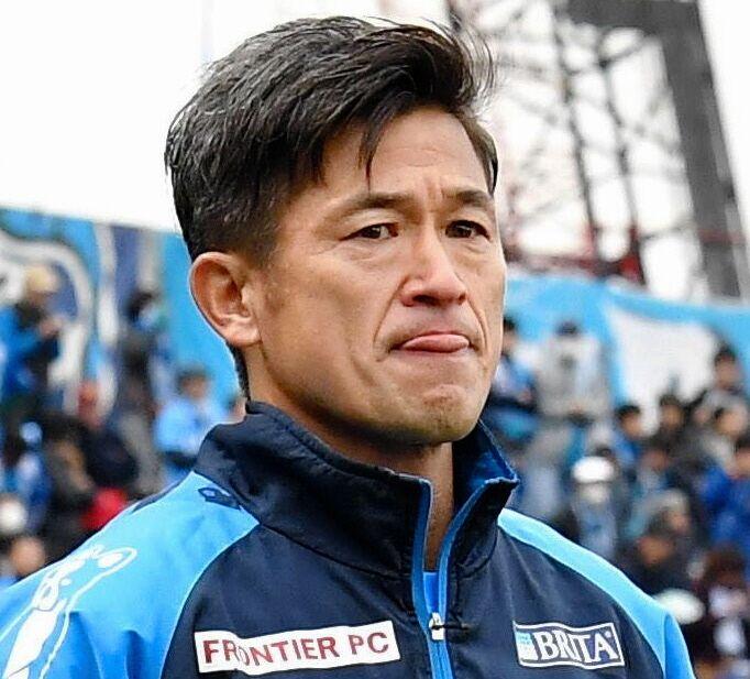 传奇再续!51岁三浦知良与横滨FC续约