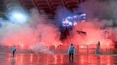 球迷欧联杯燃放烟火,法兰克福被罚款8万欧