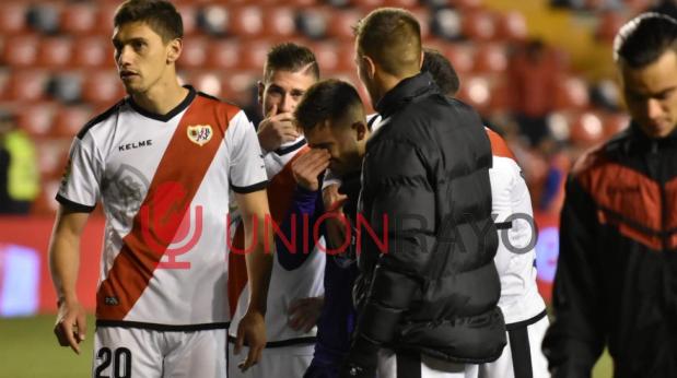 旧将不一定受欢迎,前巴列卡诺球员赛后被球迷骂哭