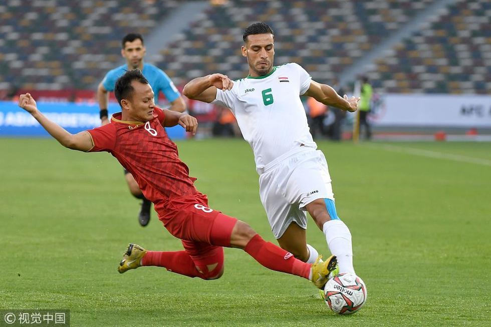 新华社:归化、青训、长期集训是越南等球队崛起的基础