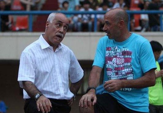 葡萄牙老帅文加达加入伊朗教练组,曾执教大连实德