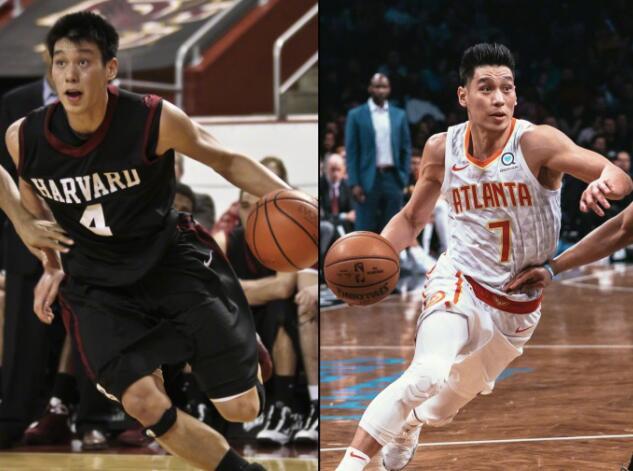 林书豪社媒晒出10年前的照片:今天的我更爱打篮球