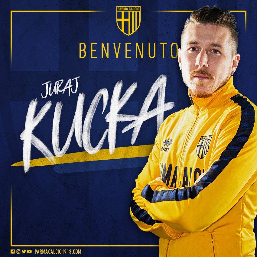 官方:帕尔马签下前AC米兰中场库茨卡