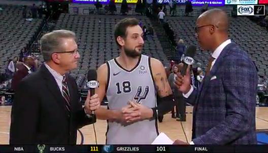 贝里内利:大多数时候,我的投篮是失去平衡的