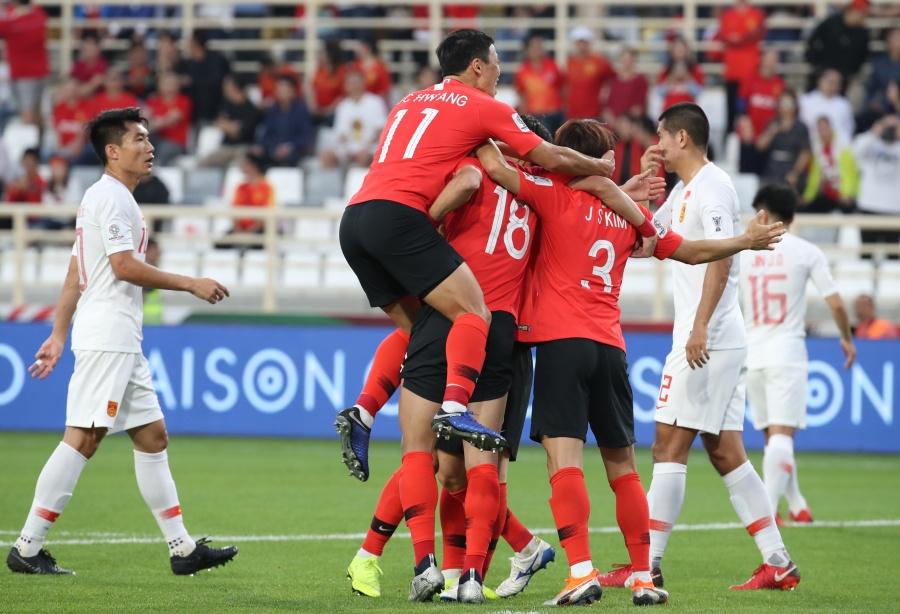 韩媒:中国队没有武磊威胁为零,不是韩国队的对手