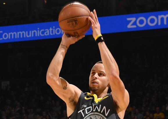 勇士鹈鹕合计轰进43记三分,刷新NBA单场三分命中纪录