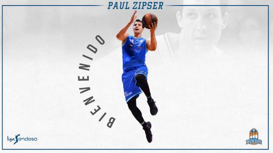 前NBA球员齐普泽与西班牙俱乐部签约至赛季结束