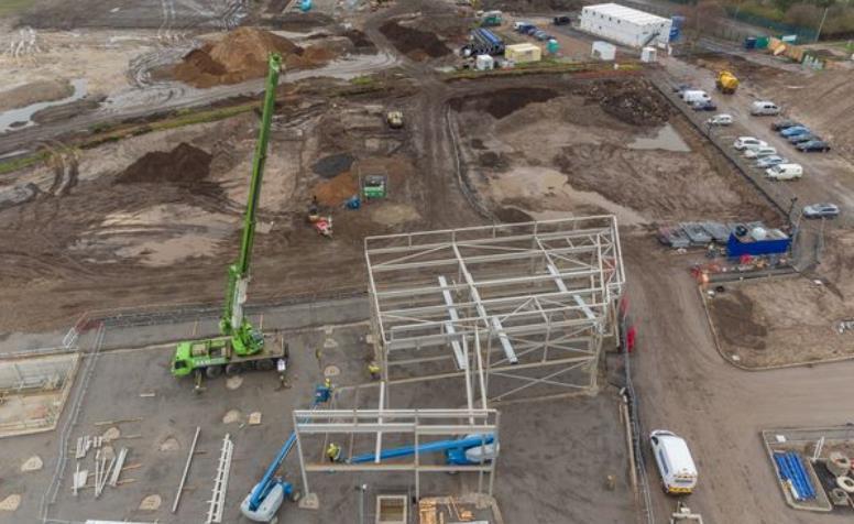 利物浦加紧建造新训练基地, 预计 2020年完工