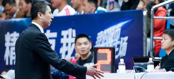 郭士强:没有考虑过连胜,只想打好每场比赛