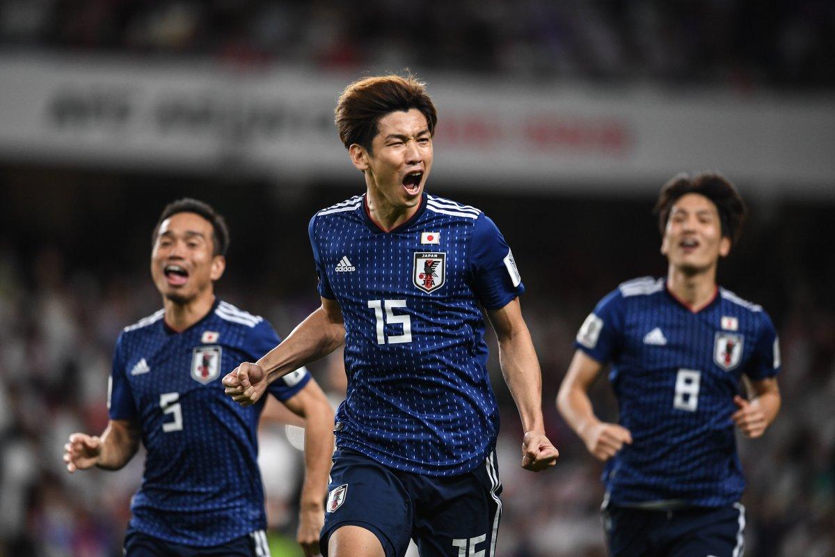 五冠功成?日本队此前4次晋级亚洲杯决赛均夺冠
