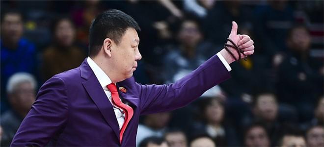 王建军:落后也没放弃,反击赢得比赛