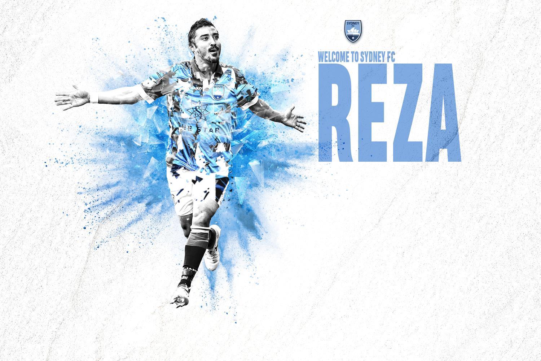 伊朗前国脚古尚内贾德加盟悉尼FC,亚冠将交手上港