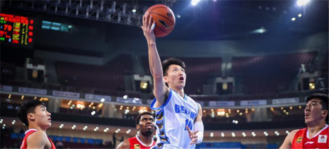刘晓宇砍下20分创个人赛季新高