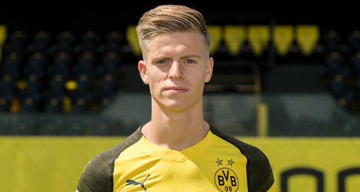 官方:多特年轻中场布尔尼奇租借加盟德累斯顿
