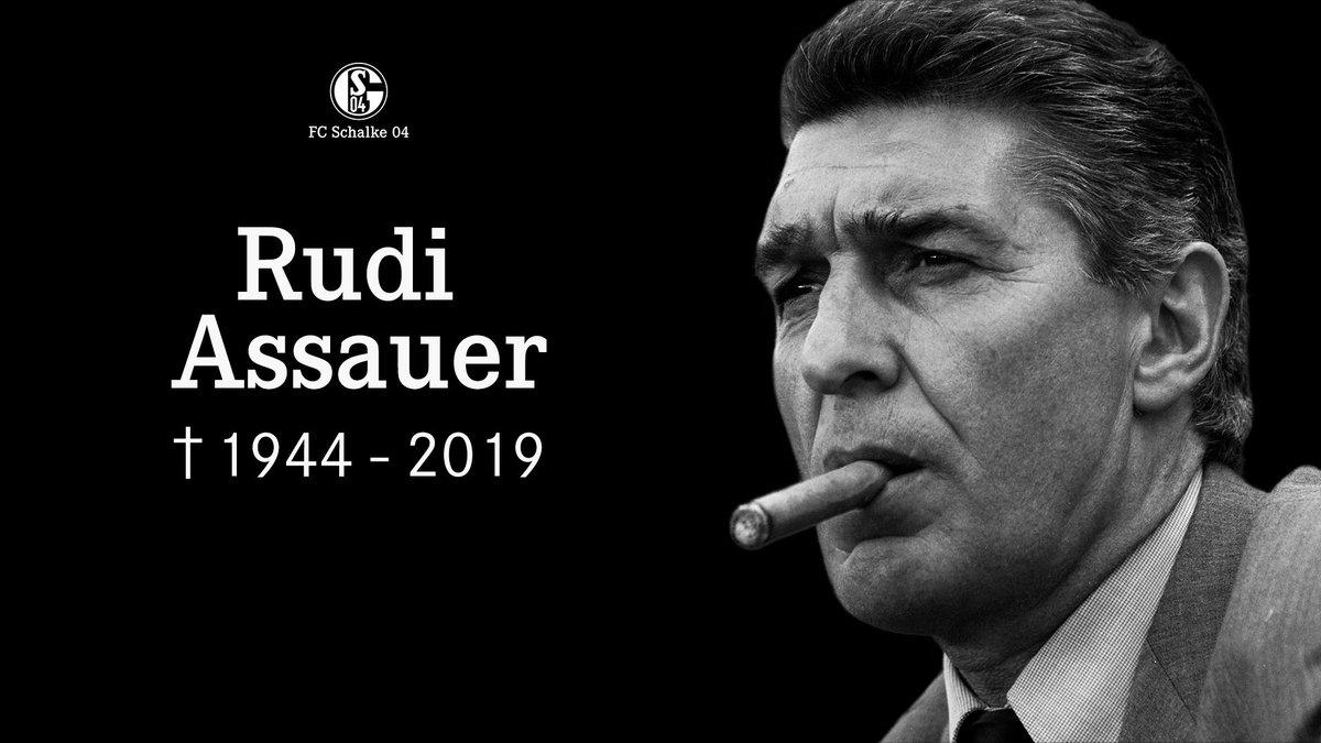 前多特球员、沙尔克体育总监阿绍尔去世, 享年 74岁