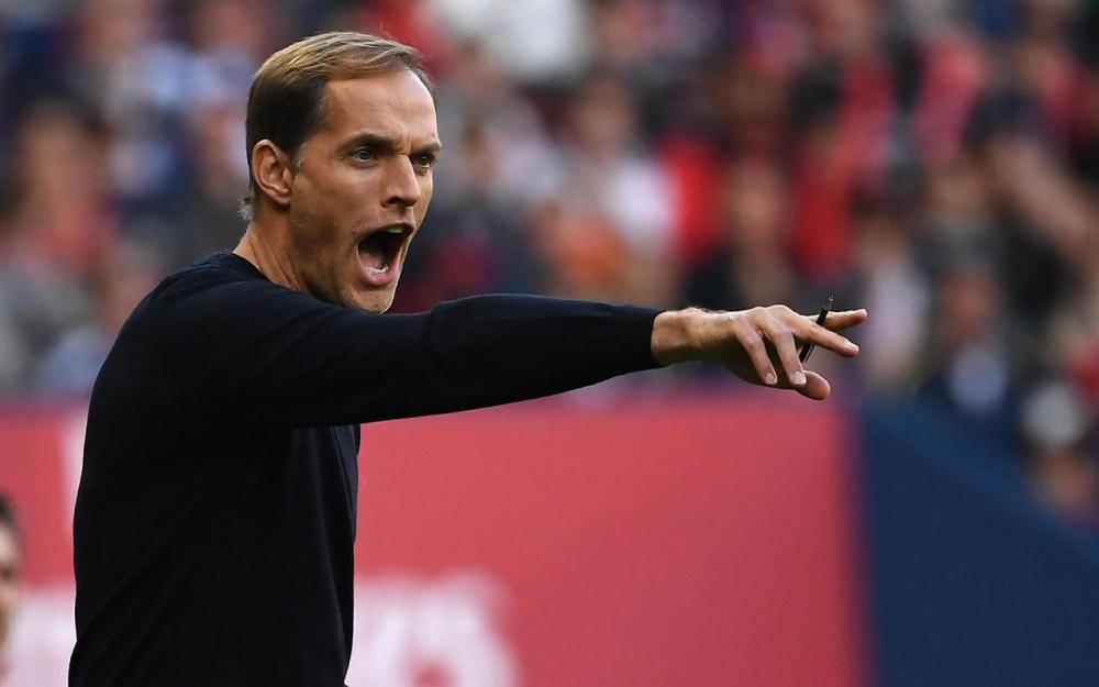 图赫尔:维拉蒂首发战曼联;担心欧冠因为核心球员缺阵
