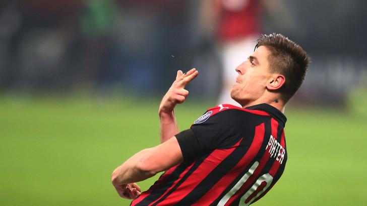 皮亚特克:在米兰感觉很好,希望每场比赛都进球