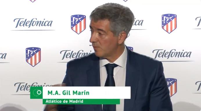 马竞高管:最近几场比赛我们遭到很多误判,这不是抱怨