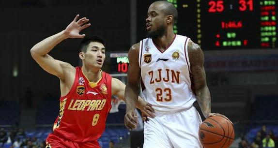 CBA官方:广州男篮签约洛伦佐- 替代科里- 杰弗森