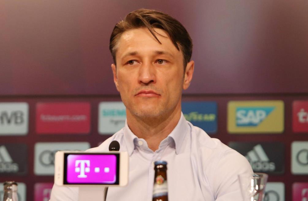 科瓦奇:不会为欧冠而在联赛轮换,罗本还没确切归期
