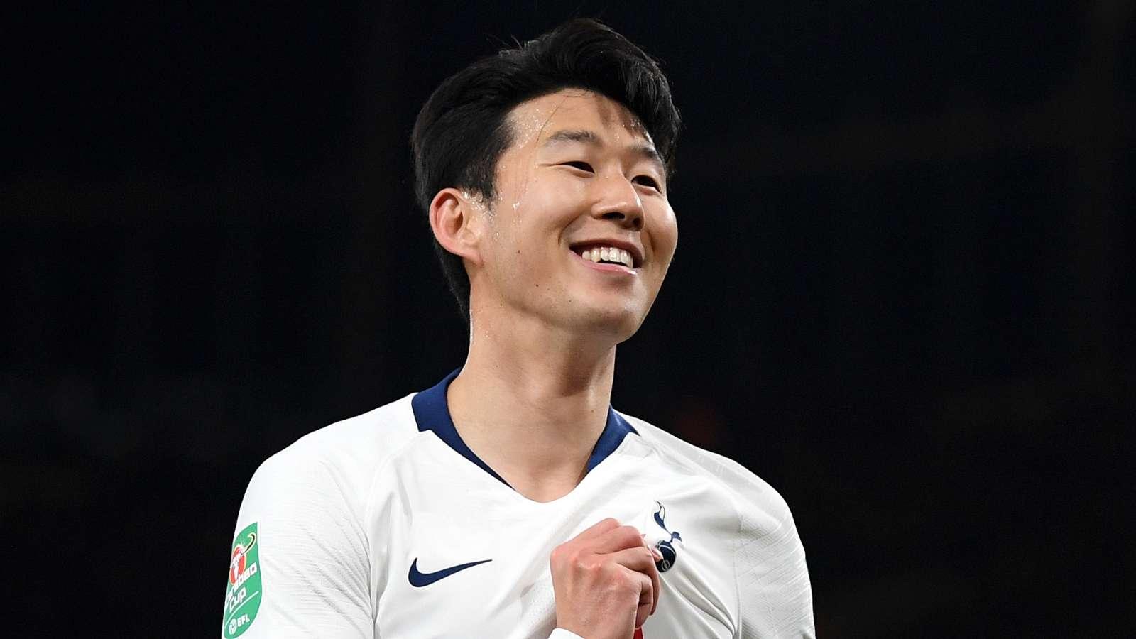 孙兴慜:享受球场上的每一刻, 感激可以获得机会