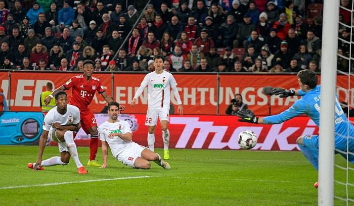 惜败拜仁, 奥格斯堡主帅:距离第三个进球非常接近