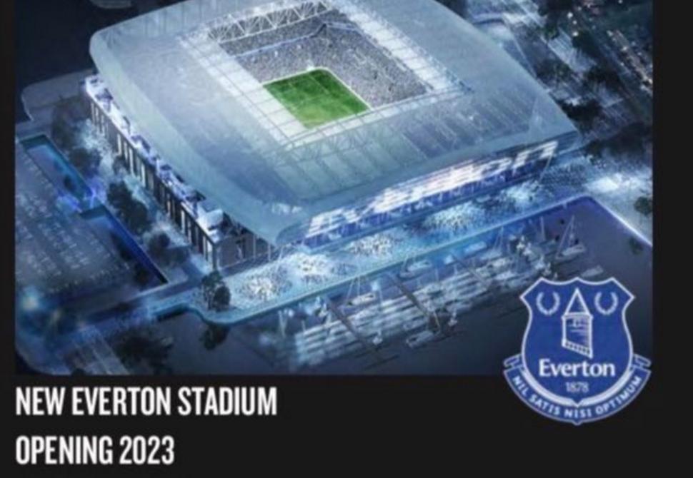 镜报:新球场设计图流出, 或将于今夏动工
