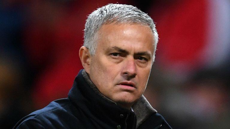 穆帅:可想象自己在法甲执教,没看曼联同巴黎的欧冠比赛