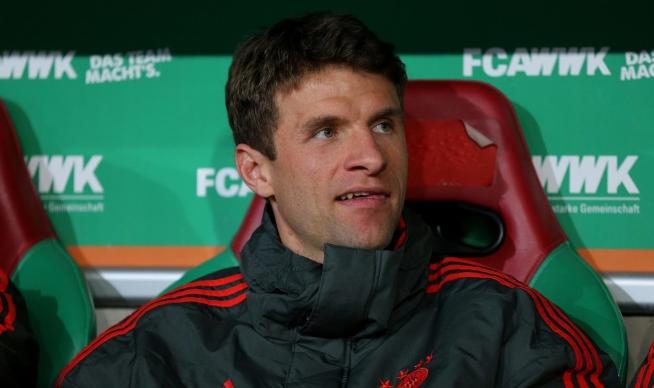 踢球者:尽管无法出场,穆勒将随队一同前往利物浦
