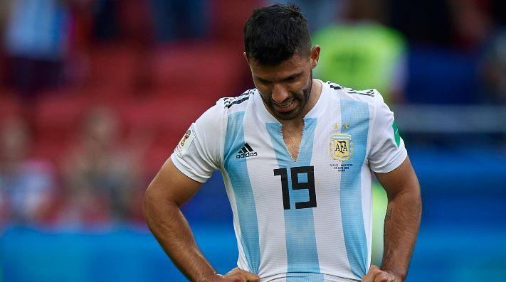ESPN:将不会征召阿圭罗参加美洲杯