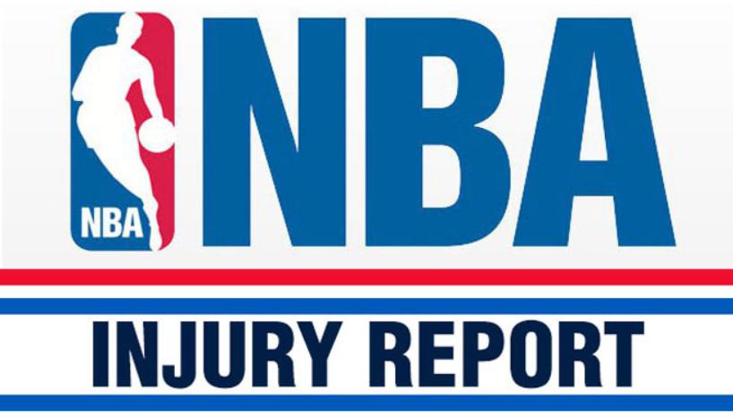 今日傷情更新:小賈倫-杰克遜因傷將缺席今日比賽