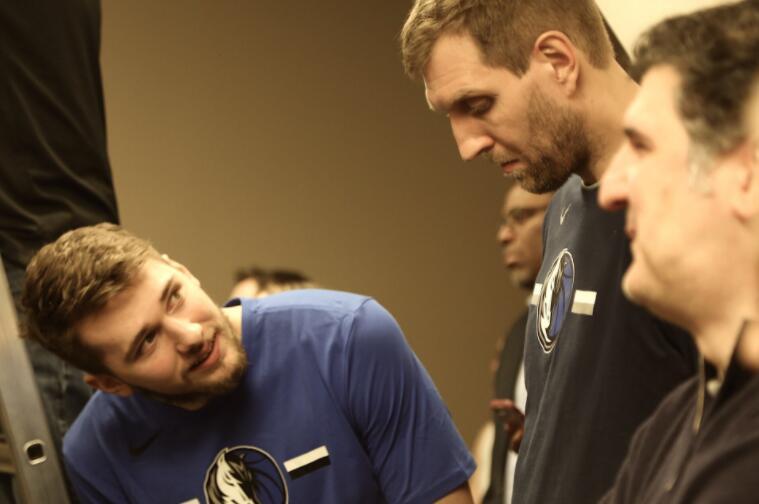 诺维茨基:道格叫暂停时我有点懵,但很感激他的举动