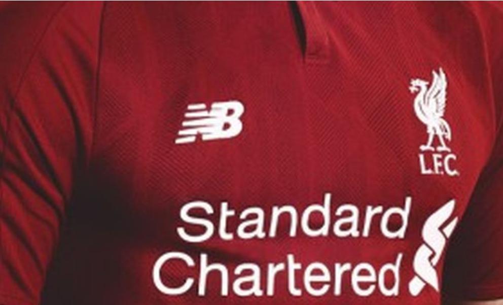 利物浦寻求新球衣赞助,希望和曼城赞助金额同一水平