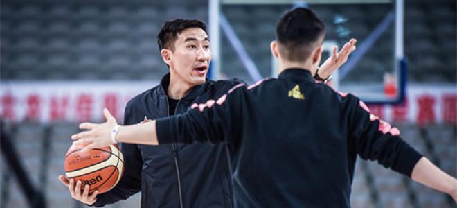 半决赛次轮不敌广东, 张云松:仍满意队员表现
