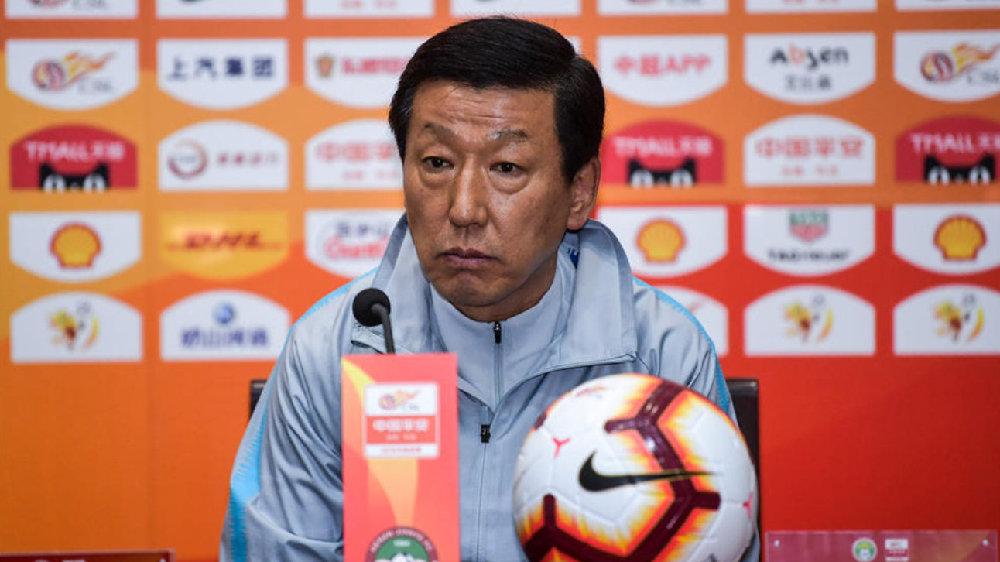 崔康熙:深知中国的客场比赛非常困难,希望有好的结果