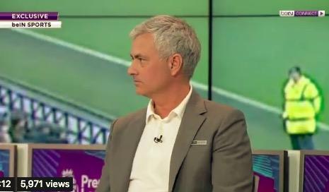 穆里尼奥:克洛普应该坦诚,现在利物浦和几个月前不同了