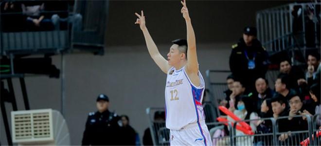 刘帅:本赛季表现中规中矩, 目标进全明星、国家队