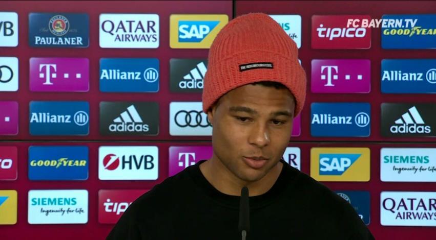格納布里:對勒夫決定很意外,我愿在拜仁退役