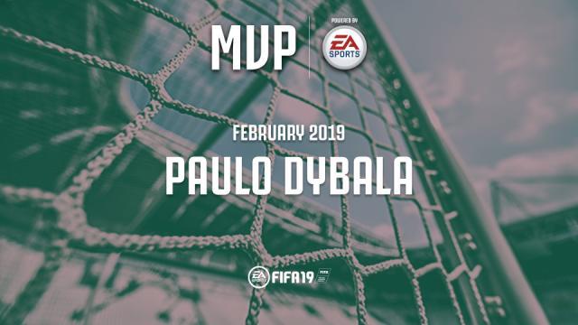 迪当选尤文图斯 2月份队内最佳球员